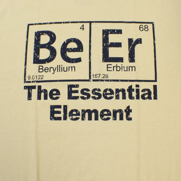 Beer: The Essential Element