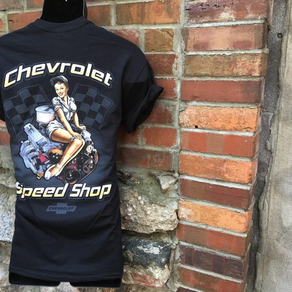Chevrolet Speed Shop