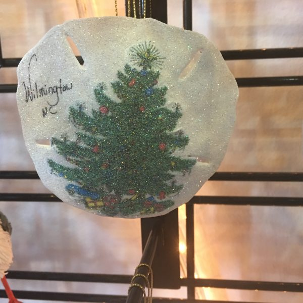 Christmas Tree Sand Dollar