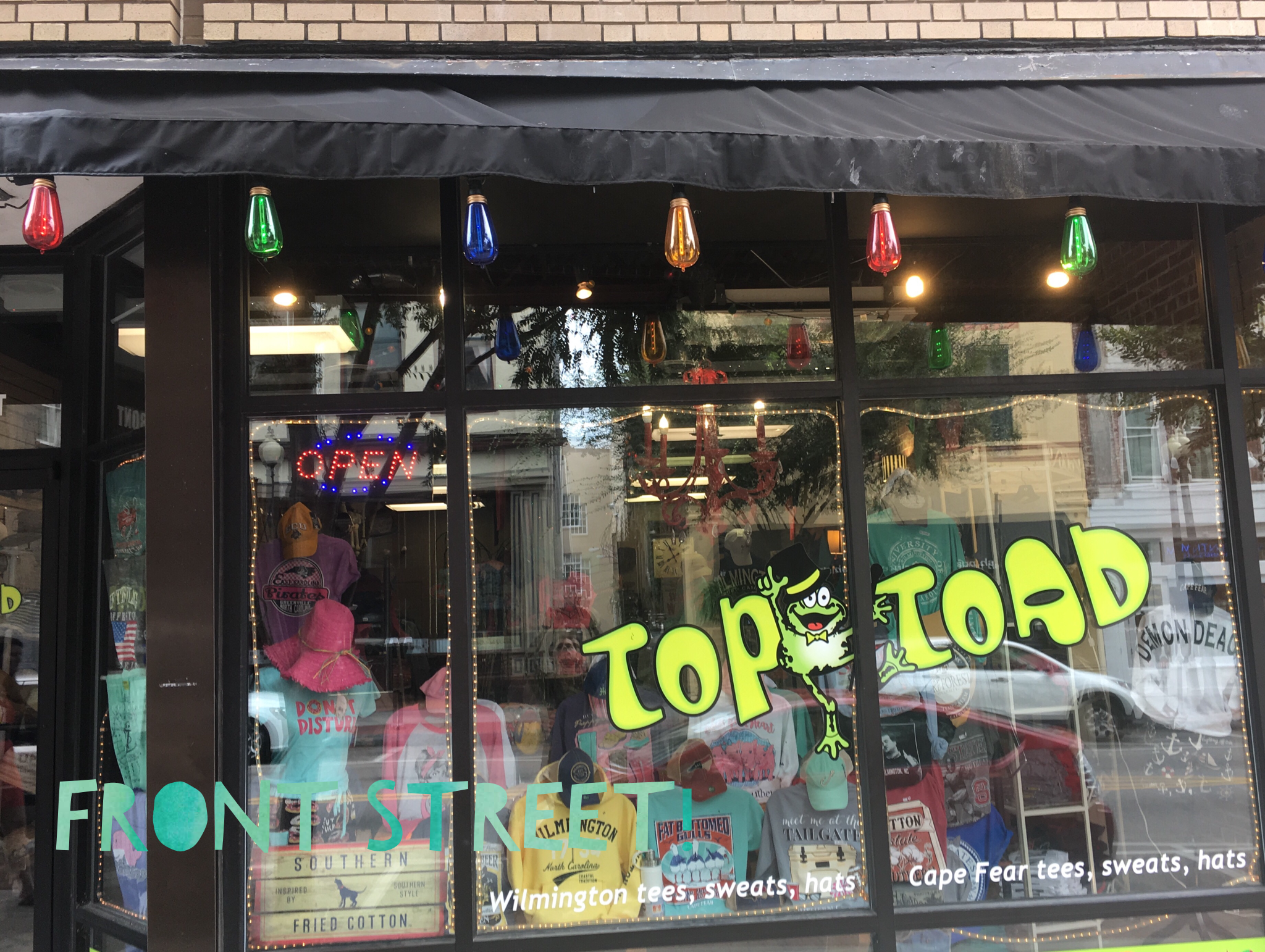 Home Design Outlet Leland Nc Part - 31: Top Toad Clothing Store - Wilmington, NC - Top Toad