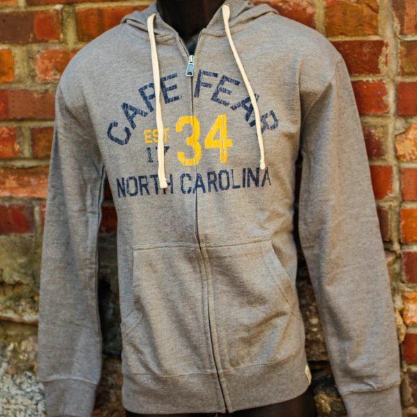 Cape Fear 34 Zip-up Hoody