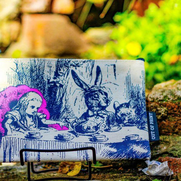 Alice in Wonderland Pouch