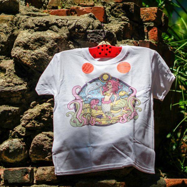 Mermaid Sun Shirt
