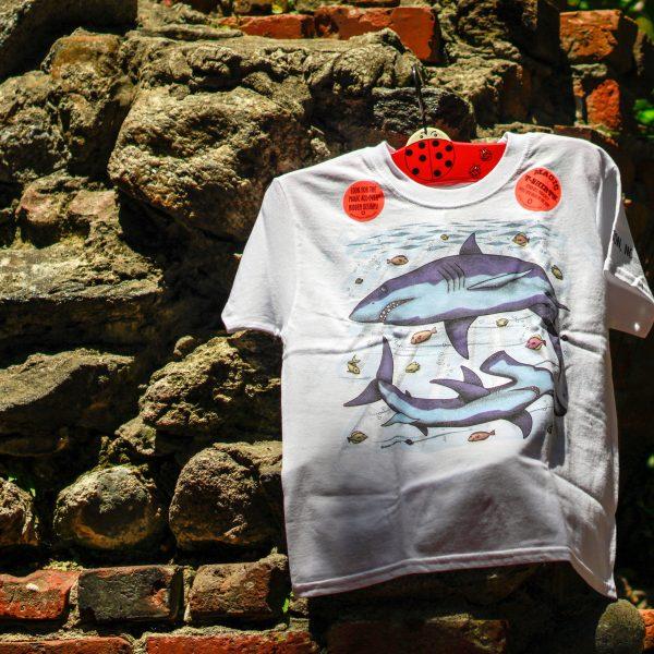 Shark Sun Shirt