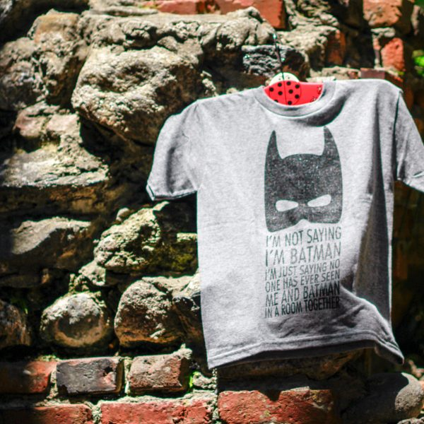 Batman Youth Shirt