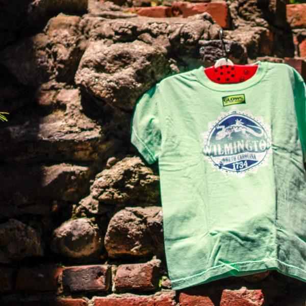 Lizard Youth Shirt