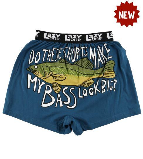Bass Look Big