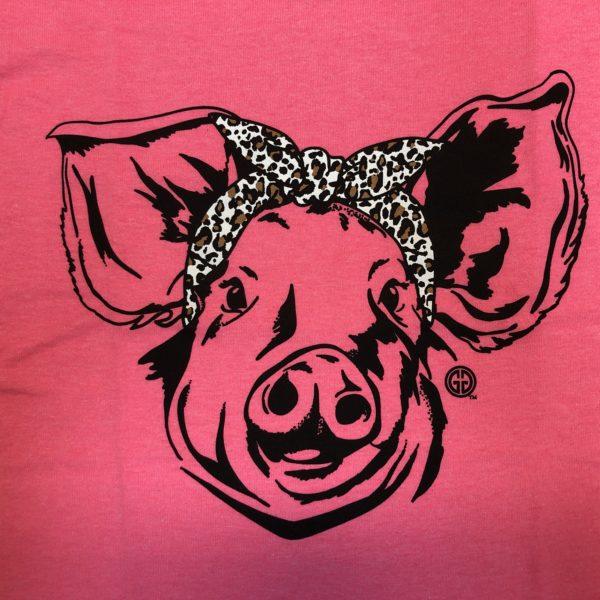 Girlie Girl Pig